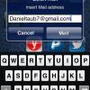 Envoyer rapidement un email grâce à Quick Mail