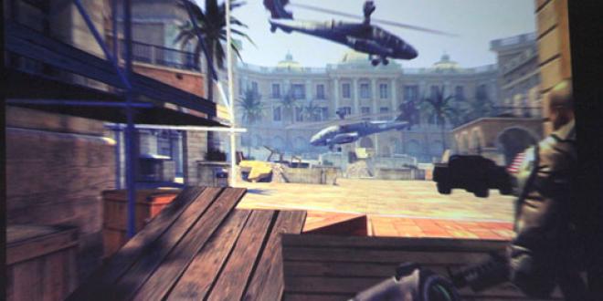 Premier trailer pour Modern Combat 4 Zero Hour