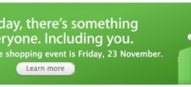 Vendredi prochain sera le Black Friday