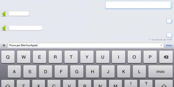 [Tuto] Activer Facebook Messenger en mode natif sur iPad
