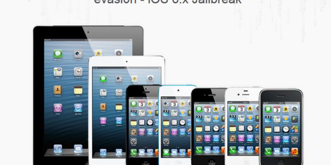 [MAJ] Tuto : Jailbreak untethered iOS 6 avec evasi0n