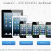Evasi0n devient compatible avec l'iOS 6.1.2