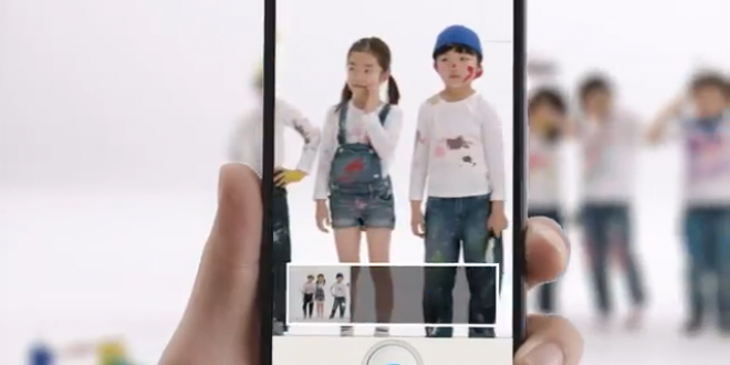 LG copie la publicité d'Apple