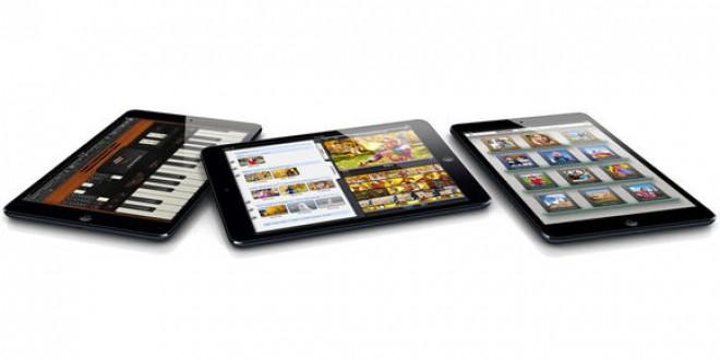 Rumeurs sur deux iPad en 2013