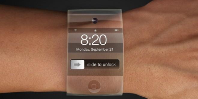 Une montre Apple en préparation ?