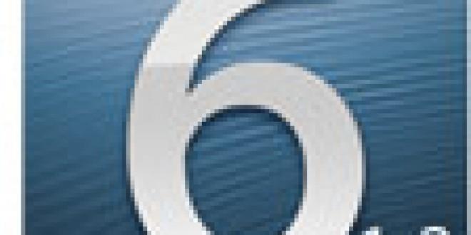 L'iOS 6.1.2 est disponible !