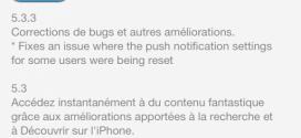 L'application Twitter se met à jour et corrige certains bugs