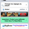 Cydia : DisableNC+