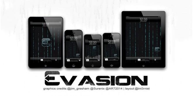 Evasi0n : Déjà 14 millions d'appareils jailbreakés