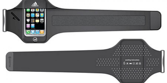 Test :  Brassard Griffin – Adidas Mi Coach – pour iPhone 4/4S