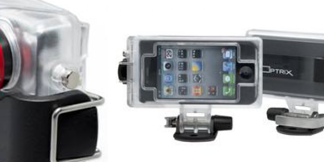Transformez son iPhone en appareil photo incassable