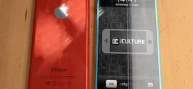 Concept : iPhone en polycarbonate de 4 et 4,5 pouces colorés