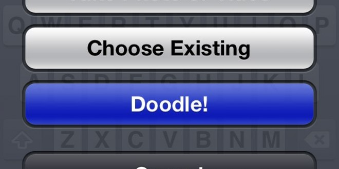 Cydia : Doodle Message
