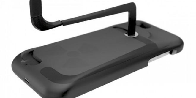 Rechargez votre iPhone 5 à la main avec Reactor