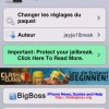 Cydia : CarrierPigeon