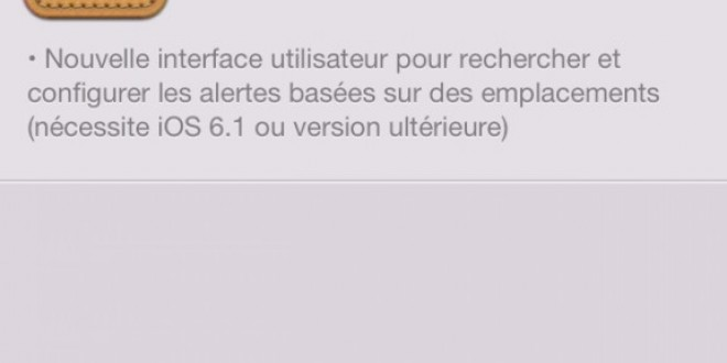Apple met à jour son application «Localiser mes amis»