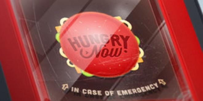 Hungry Now facilite la recherche de fast-foods