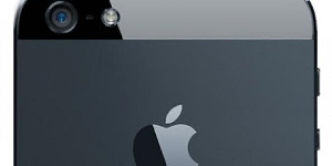 L'iPhone 5S équipé d'un capteur 12 mégapixel ?