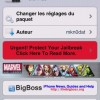 Cydia : Secret « Now Playing »