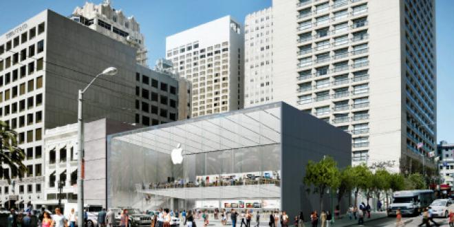 Un nouvel Apple Store verra le jour à l'Union Square de San Francisco