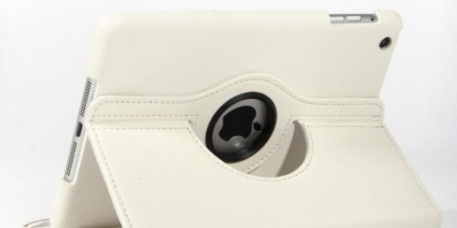 [Test] : Etui rotatif pour iPad mini  Spin 360 de chez Master Case