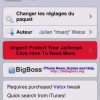 Cydia : iTunes for Velox
