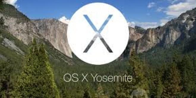Apple présente l'OS X 10.10 Yosemite