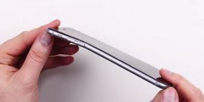 L'iPhone 6 pliable