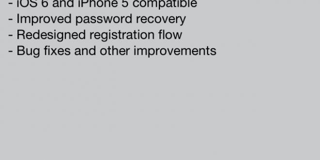 Instagram se met à jour pour l'iPhone 5 et l'iOS 6