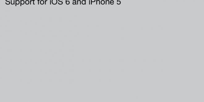 Tweetbot se met à jour pour supporter l'iPhone 5 et l'iOS 6