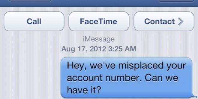 L'iOS 6 comblerait de nombreuses failles de sécurité