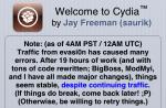 Cydia-traffic
