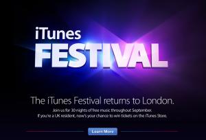 iTunesFestival