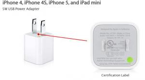 adapter apple